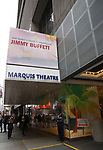 Jimmy Buffett ofically opens up the Box Office for his Broadway Musical  'Escape To Margaritaville' at the Marquis Theatre on December 8, 2017 in New York City.