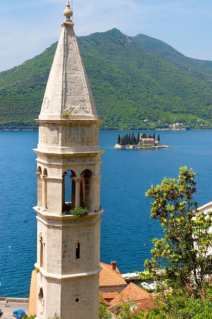 Perast  Kotor Bay Montenegro