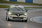 Mark Howard - Mark Fish Motorsport Renault Clio Cup UK