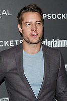 LOS ANGELES - JAN 26:  Justin Hartley at the Entertainment Weekly SAG Awards pre-party  at the Chateau Marmont  on January 26, 2019 in West Hollywood, CA