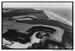 Bunkers remaining from the 'Atlantic Wall' built during the German occupation, Cap Blanc-Nez, Normandy, France May 1994