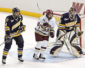 Bryan Schmidt, Dan Bertram, Jim Healey - Boston College defeated Merrimack College 3-0 with Tim Filangieri's first two collegiate goals on November 26, 2005 at Kelley Rink/Conte Forum in Chestnut Hill, MA.
