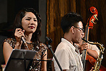 DC Stage, Kaohsiung -- Smalls Jazz Combo performing on stage.