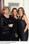 Pictured at the Diamonds &amp; Divas fashion Show in The Muckross Park Hotel were Norma Smurfit, DeBri and Mieke Vanmechelen.<br /> Picture by Don MacMonagle
