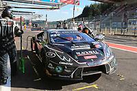 #78 BARWELL MOTORSPORT GBR LAMBORGHINI HURACAN GT3 SILVER CUP MICHELE BERETTA (ITA) MARTIN KODRIC (HRV) SANDY MITCHELL (GBR) RIK BREUKERS (NDL)