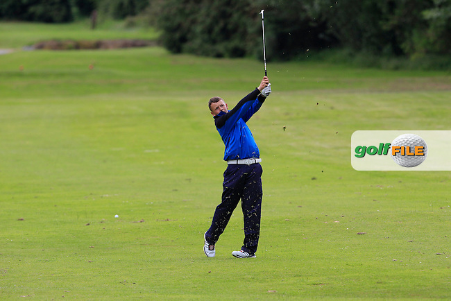 John Brady (Rosslare) on the 6th fairway during Round 2 of the Irish Boys Amateur Open Championship at Tuam Golf Club on Wednesday 24th June 2015.<br /> Picture:  Thos Caffrey / www.golffile.ie