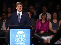 Leader Debate - Newshub Supplied Images