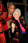 LOS ANGELES - DEC 5: Dolores Robinson, Charlotte Rae at The Actors Fund's Looking Ahead Awards at the Taglyan Complex on December 5, 2017 in Los Angeles, California