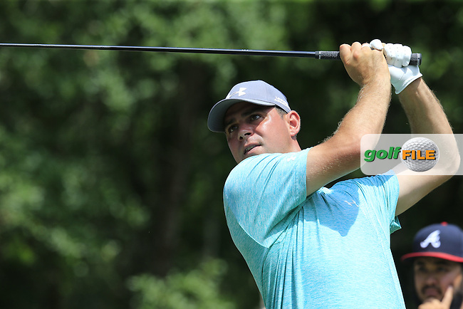 Gary Woodland (USA) during practice for the Players, TPC Sawgrass, Championship Way, Ponte Vedra Beach, FL 32082, USA. 11/05/2016.<br /> Picture: Golffile | Fran Caffrey<br /> <br /> <br /> All photo usage must carry mandatory copyright credit (&copy; Golffile | Fran Caffrey)