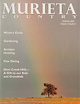 Published photography by Larry Angier..Murieta Country magazine cover photo