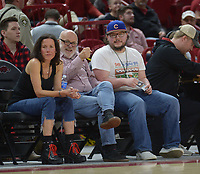 NWA Democrat-Gazette/ANDY SHUPE<br /> Arkansas Texas State Saturday, Dec. 22, 2018, during the second half in Bud Walton Arena. Visit nwadg.com/photos to see more photographs from the game.