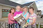 HELPING THE ELDERLY: committee member of the North Kerry Day Care Centre have a fundraiser this month to raise funds for plans to open North Kerry's biggest day care centre. From l-r: Isobel McDonagh (Nurse Manager), Mike Moriarty (secretary), Tom Pierse (Chairman), Marie Leen and Ethna Galvin.