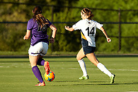 SAN ANTONIO, TX - AUGUST 18, 2017: The University of Texas at San Antonio Roadrunners defeat the Abilene Christian University Wildcats 2-1 at the UTSA Park West Athletics Complex. (Photo by Jeff Huehn)