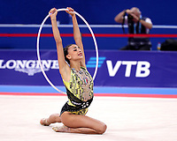 September 10, 2018 - Sofia, Bulgaria -  ALISSIA RUSSO of Italy  performs  at 2018 World Championships.