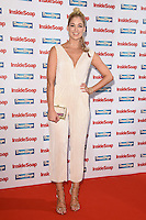 Amanda Clapham<br /> at the Inside Soap Awards 2016 held at the Hippodrome Leicester Square, London.<br /> <br /> <br /> ©Ash Knotek  D3157  03/10/2016