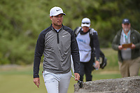 Lucas Bjerregaard (DEN) makes his way to 3 during day 5 of the WGC Dell Match Play, at the Austin Country Club, Austin, Texas, USA. 3/31/2019.<br /> Picture: Golffile | Ken Murray<br /> <br /> <br /> All photo usage must carry mandatory copyright credit (&copy; Golffile | Ken Murray)