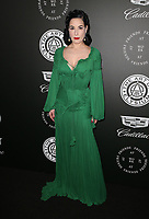 Jordana Brewster06 January 2018 - Santa Monica, California - Dita Von Teese. The Art Of Elysium's 11th Annual Black Tie Artistic Experience HEAVEN Gala held at Barker Hangar. <br /> CAP/ADM/FS<br /> &copy;FS/ADM/Capital Pictures