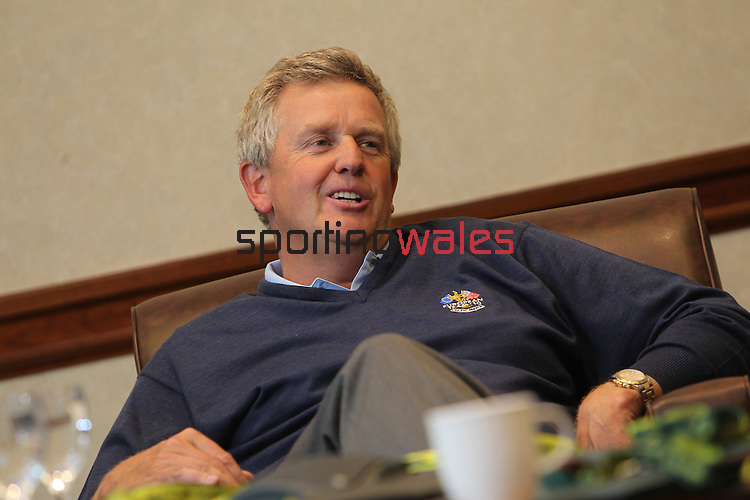 Colin Montgomerie at the Celtic Manor Wales Open 2010.02.06.10.Photo Credit: Steve Pope-Sportingwales