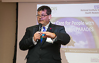 Mike Cooke, Former Chief Executive – Nottinghamshire Healthcare NHS Trust,