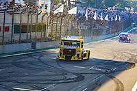SÃO PAULO, SP, 31.07.2016 - FORMULA-TRUCK -  Felipe Giaffone durante etapa São Paulo da Formula Truck  no Autódromo de Interlagos, na região sul de São Paulo neste domingo (Foto: Adar Rodrigues/Brazil Photo Press)