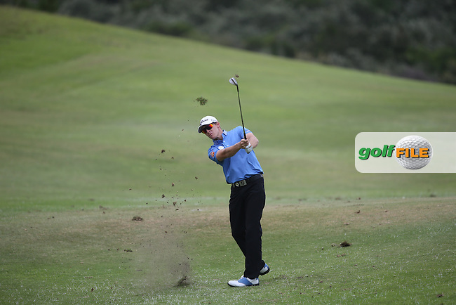Jordi Garcia Pinto (ESP) plays second shot to the 6th during Round Two of the Africa Open 2015 at the East London Golf Club, East London, Eastern Cape, South Africa. Picture:  David Lloyd / www.golffile.ie. 06/03/2015