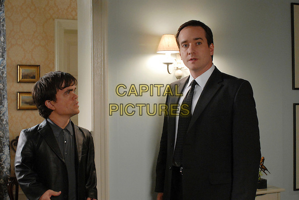PETER DINKLAGE & MATTHEW MACFAYDEN.in Death at a Funeral  .**Editorial Use Only**.CAP/FB.Supplied by Capital Pictures