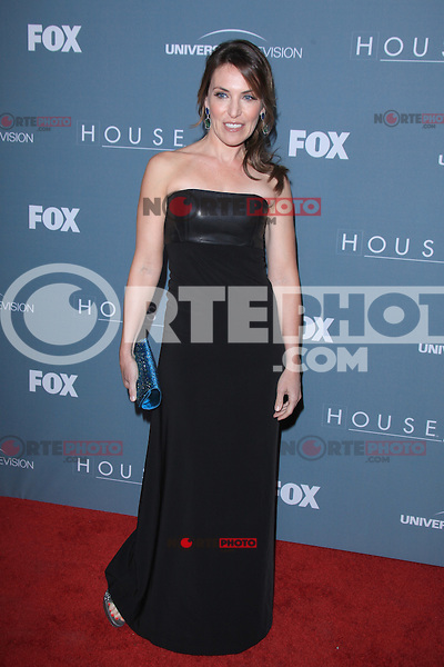 Jennifer Foley at Fox's 'House' series finale wrap party at Cicada on April 20, 2012 in Los Angeles, California. © mpi21/MediaPunch Inc.