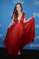LOS ANGELES, CA - MAY 31: Makenna James at the Premiere Of Paramount Network's 'American Woman' - Arrivals at Chateau Marmont on May 31, 2018 in Los Angeles, California. <br /> CAP/MPI/DE<br /> &copy;DE//MPI/Capital Pictures