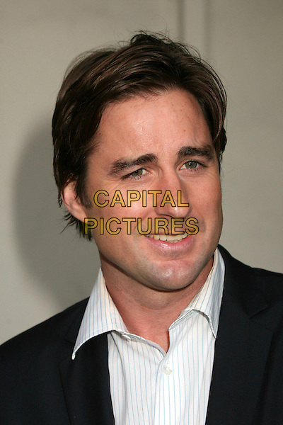"LUKE WILSON.""The Wendell Baker Story"" Los Angeles Premiere at the Writers Guild Theatre, Beverly Hills, California, USA..May 10th, 2007.headshot portrait .CAP/ADM/BP.©Byron Purvis/AdMedia/Capital Pictures"