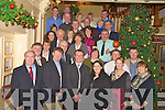 Members of the CFS discussion group who held their Christmas party in the International hotel on Friday night.....   Copyright Kerry's Eye 2008