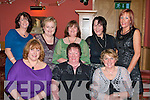 DINNER: Out for their Christmas party dinner in the Imperial Hotel, Tralee on Friday night were members of Heimbach Ire. Front l-r: Mary Roche, Eileen Flynn and Kathleen O'Reilly. Back l-r: Carmel Boylan, Noreen O'Neill, Betty Shanahan, Lynda Hillier and Kathleen Ladden......   Copyright Kerry's Eye 2008