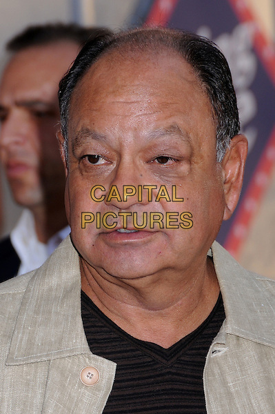 "CHEECH MARIN.""Swing Vote"" Los Angeles Premiere at the El Capitan Theatre,Hollywood, California, USA..July 24th, 2008.headshot portrait .CAP/ADM/BP.©Byron Purvis/AdMedia/Capital Pictures."
