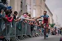 Marcel Kittel (DEU/Katusha-Alpecin) at the Team presentation in La Roche-sur-Yon<br /> <br /> Le Grand D&eacute;part 2018<br /> 105th Tour de France 2018<br /> &copy;kramon