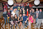 Máire Hennessy, Castlegregory, who celebrated her 21st birthday in the Seven Hogs bar, Aghacasla on Saturday with family and friends...