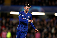 25th February 2020; Stamford Bridge, London, England; UEFA Champions League Football, Chelsea versus Bayern Munich; Mason Mount of Chelsea reacts disappointed after his shot goes wide