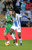 CD Leganes' Allan Romero Nyom (R) and Deportivo Alaves' Ruben Duarte  during La Liga match. November 23,2018. (ALTERPHOTOS/Alconada) /NortePhoto.com