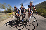 TUCSON, AZ - MARCH 4:  Members of the Champion System Stan's NoTubes Pro Cycling Team go for a ride on March 4, 2014 in Tucson, Arizona.  (Photo by Donald Miralle for Wall Street Journal)