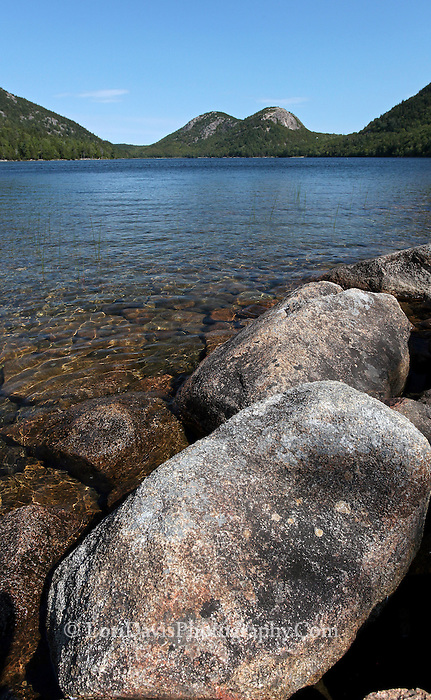 Summer at Jordan Pond #A95