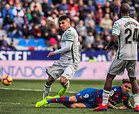 2019.02.02 La Liga Levante UD VS Getafe CF