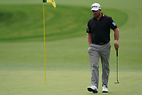 Graeme McDowell (NIR) on the 1st green during the 2nd round at the PGA Championship 2019, Beth Page Black, New York, USA. 18/05/2019.<br /> Picture Fran Caffrey / Golffile.ie<br /> <br /> All photo usage must carry mandatory copyright credit (&copy; Golffile | Fran Caffrey)