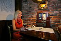 C- Bern's Steak House Dessert Room, Tampa FL 10 14