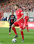 15.02.2020, Stadion an der Wuhlheide, Berlin, GER, 1.FBL, 1.FC UNION BERLIN  VS. Bayer Leverkusen, <br /> DFL  regulations prohibit any use of photographs as image sequences and/or quasi-video<br /> im Bild Marvin Friedrich (1.FC Union Berlin #5)<br /> <br />      <br /> Foto © nordphoto / Engler