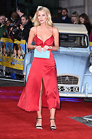 Olivia Newman Young<br /> arrives for the premiere of &quot;The Time of Their Lives&quot; at the Curzon Mayfair, London.<br /> <br /> <br /> &copy;Ash Knotek  D3239  08/03/2017