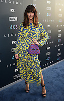 "LOS ANGELES, CA - APRIL 2: Katie Aselton attends the season two premiere of FX's ""Legion"" at the DGA Theater on April 2, 2018 in Los Angeles, California. (Photo by Frank Micelotta/FX/PictureGroup)"