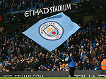 Flags are flown before the English Premier League match at the Etihad Stadium, Manchester. Picture date: December 18th, 2016. Picture credit should read: Simon Bellis/Sportimage