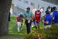 Patrick Cantlay (USA) makes his way to 18 during round 4 of the World Golf Championships, Mexico, Club De Golf Chapultepec, Mexico City, Mexico. 2/24/2019.<br /> Picture: Golffile | Ken Murray<br /> <br /> <br /> All photo usage must carry mandatory copyright credit (© Golffile | Ken Murray)