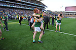 Kieran O'Leary and Johnny Buckley in the All-Ireland Football Final against Donegal in Croke Park 2014.<br /> Photo: Don MacMonagle<br /> <br /> <br /> Photo: Don MacMonagle <br /> e: info@macmonagle.com