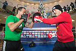 internationale Berufsboxgala in Oldenburg 6.12.2014
