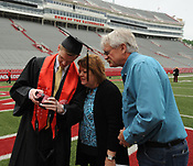 UA opens stadium for graduates 5/12/2017