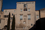 Art Museum in Girona, Catalonia, Spain